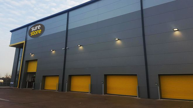 SureStore Stafford Nominated for Top Self-Storage Award
