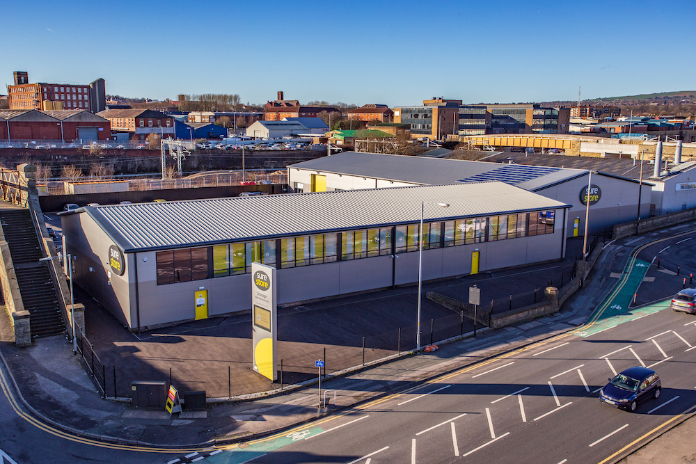 Reasons for using self storage in Bolton