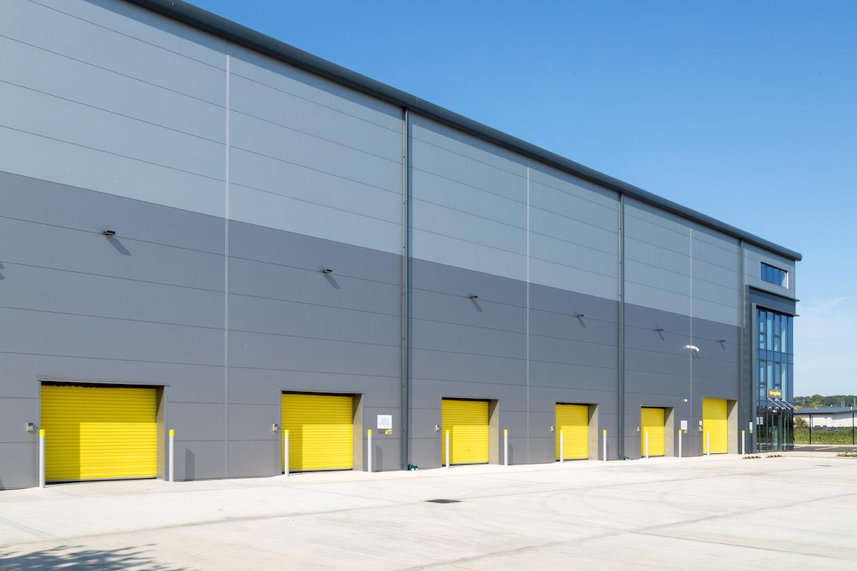 Drive up storage in Burton
