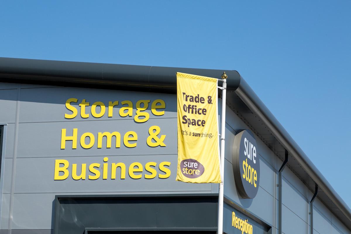 Business Storage in Ashton Under Lyne